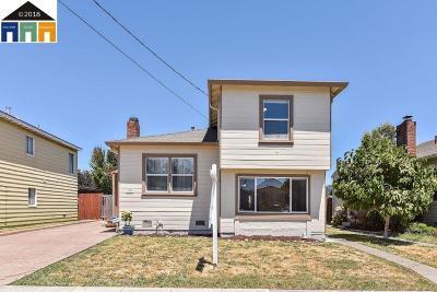Richmond Single Family Home New: 1520 Monterey St