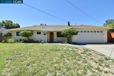 Pleasant Hill Single Family Home For Sale: 154 Fair Oaks Dr