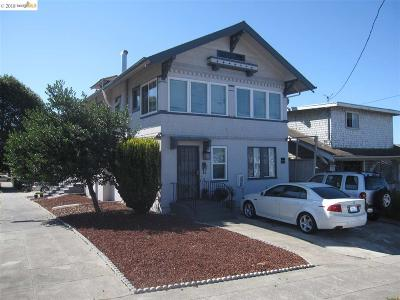 Oakland Multi Family Home New: 2138 19th Ave