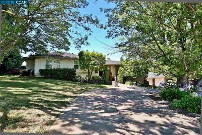 Concord CA Single Family Home New: $1,193,000