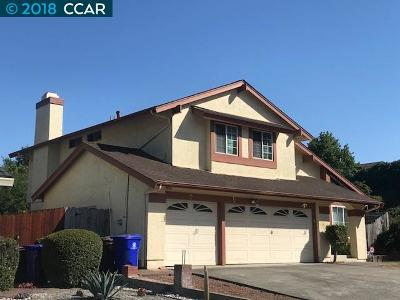 San Pablo Single Family Home For Sale: 2 Cherrywood Ct