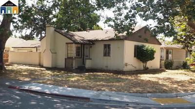 San Lorenzo Single Family Home New: 15857 Paseo Largavista