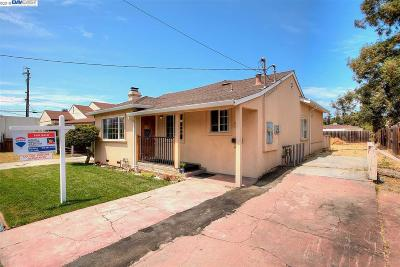 Castro Valley Single Family Home New: 3570 Somerset Ave