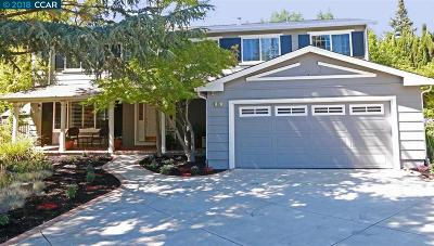 Danville CA Single Family Home New: $1,575,000