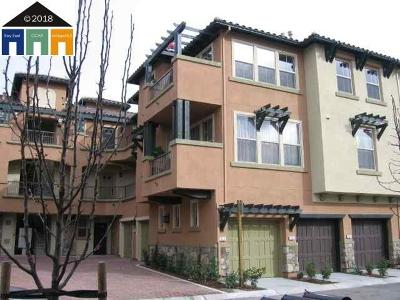 Fremont CA Condo/Townhouse New: $839,000