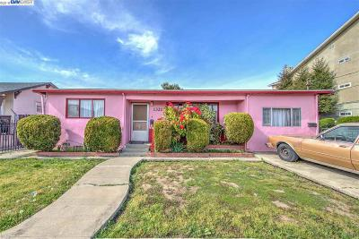 Oakland Single Family Home For Sale: 1321 77th Ave