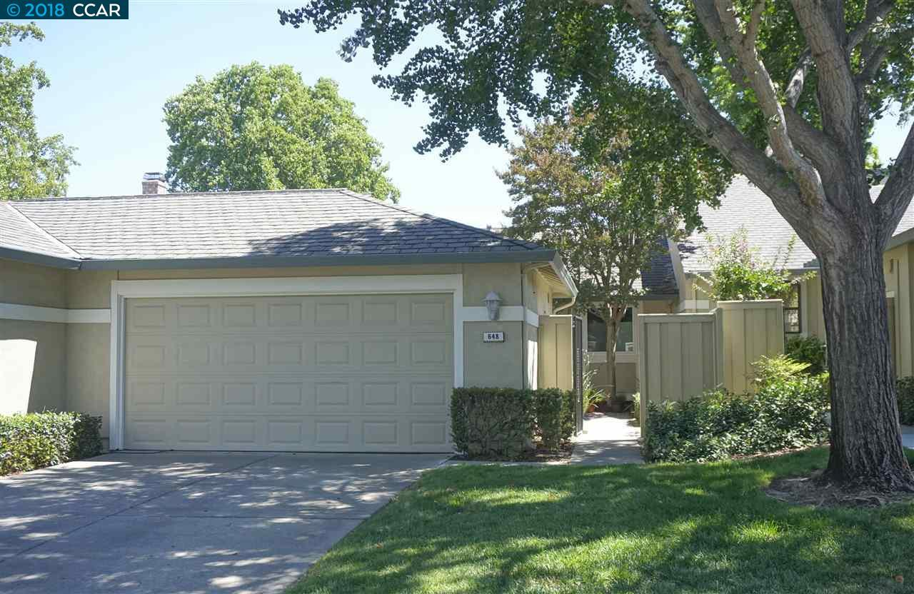 648 St Ives Ct Walnut Creek Ca 94598 Listing 40830328
