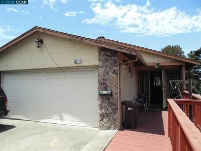 Oakland Single Family Home New: 3074 Middleton St