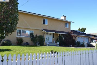 Hayward Single Family Home For Sale: 935 Folsom Ave