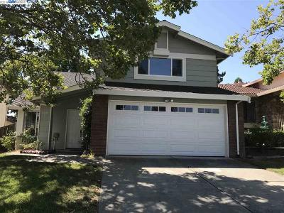 San Ramon Single Family Home For Sale: 2889 Sombrero Cir