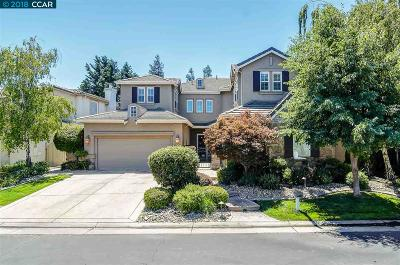 Stockton Single Family Home Price Change: 4242 Spyglass Dr