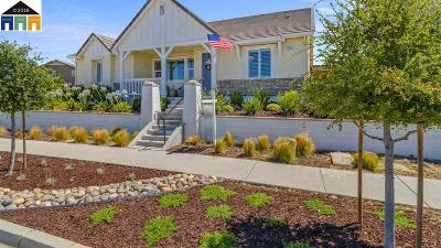 Lathrop Single Family Home New: 855 Lakeside Dr