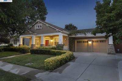 Livermore Single Family Home New: 5830 Dresslar Cir