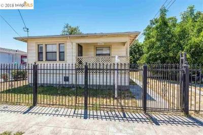 Oakland Single Family Home New: 9501 C St