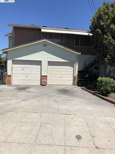 San Lorenzo Multi Family Home For Sale: 15576 Lorenzo Ave