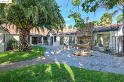 Lafayette CA Single Family Home Active-Reo: $1,995,000