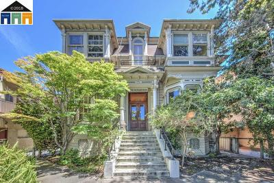 Alameda Multi Family Home New: 2233 Santa Clara Avenue