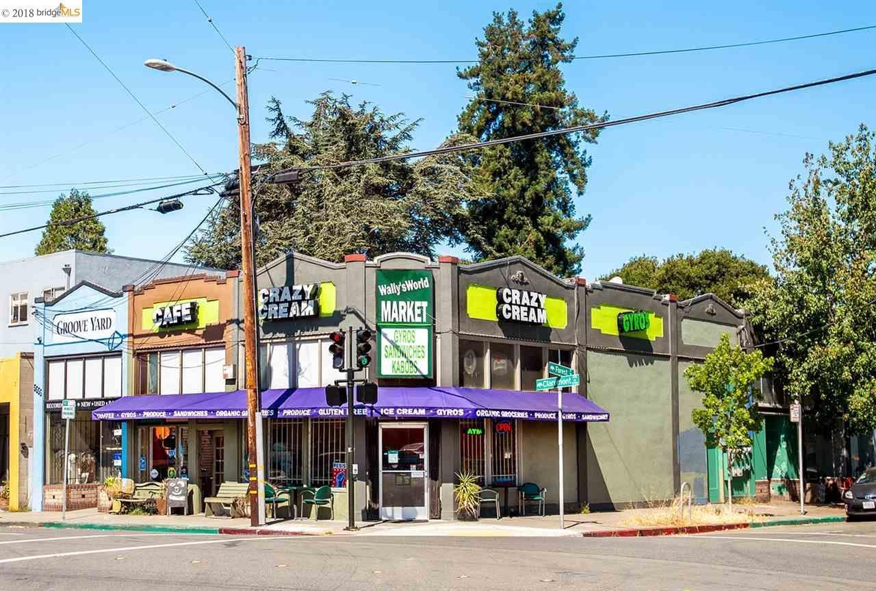 08c21f064 Listing: 5555 Claremont Ave, Oakland, CA.| MLS# 40830966 | Berkeley ...