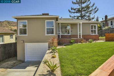Oakland Single Family Home New: 7514 Sterling
