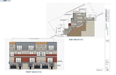 Oakland Residential Lots & Land For Sale: 661 Macarthur Blvd