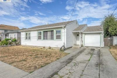 San Leandro Single Family Home New: 1535 141 St Ave
