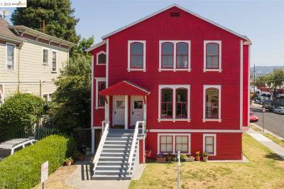 Alameda Multi Family Home New: 2033 Eagle Ave