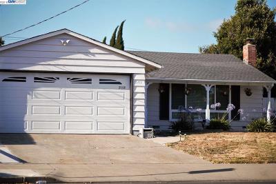 Hayward Single Family Home New: 2135 Thayer Ave