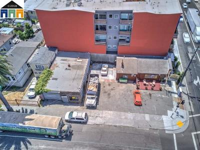 Oakland Commercial For Sale: 2855 Ford Street