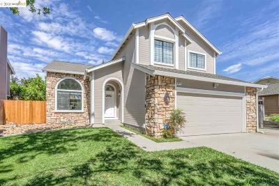 Antioch Single Family Home New: 817 Greystone Ct
