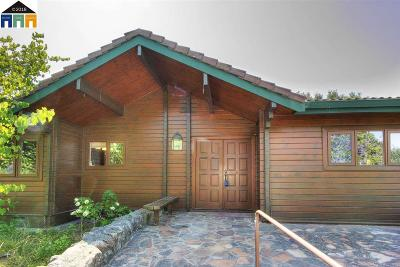 Fremont Single Family Home For Sale: 1225 Morrison Canyon Rd