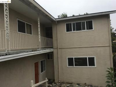Castro Valley CA Single Family Home New: $879,950