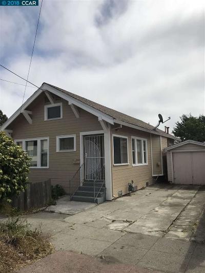 Richmond CA Single Family Home New: $399,999