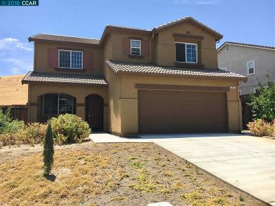 Antioch Single Family Home New: 3526 Countryside Way