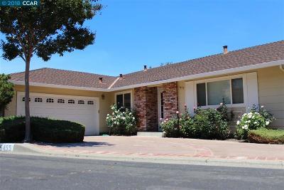 Concord Single Family Home For Sale: 5455 Preston Ct