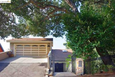 Oakland CA Single Family Home New-Short Sale: $749,000