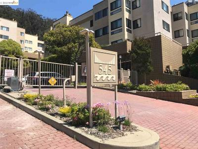Albany Condo/Townhouse Back On Market: 545 Pierce Street #3102