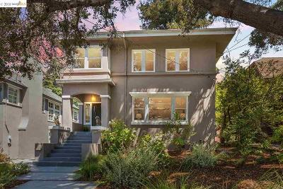 Berkeley Single Family Home For Sale: 2917 Ashby Ave