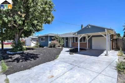 Concord Single Family Home For Sale: 1370 Evergreen Dr