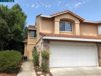 Danville Condo/Townhouse Back On Market: 4385 Conejo Dr