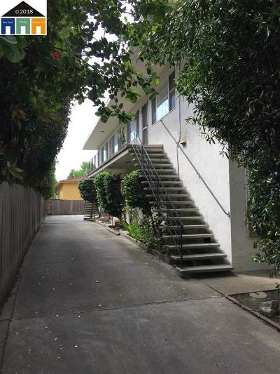 Berkeley Multi Family Home For Sale: 1728 Berkeley Way