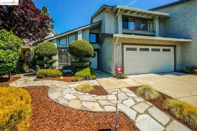 Martinez Condo/Townhouse For Sale: 2390 Lake Meadow Circle