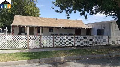 Tracy Multi Family Home For Sale: 151 W 9th