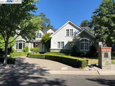 Alamo CA Single Family Home For Sale: $2,775,000