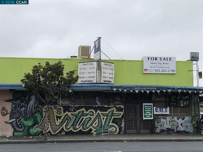 Oakland Commercial For Sale