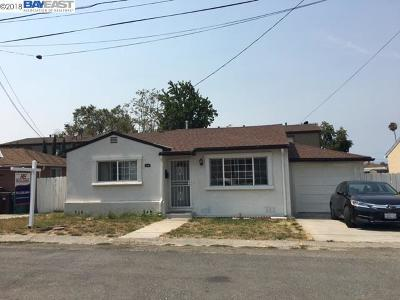 San Leandro Single Family Home For Sale: 16365 Gordon Way
