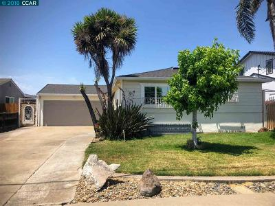 San Lorenzo Single Family Home For Sale: 1571 Via Hermana