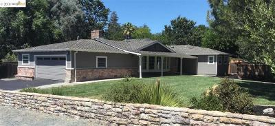 Walnut Creek Single Family Home For Sale: 2050 Strand Rd