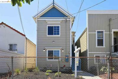 Single Family Home For Sale: 847 30th St