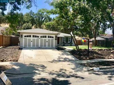 Concord Single Family Home For Sale: 5496 Michigan Blvd
