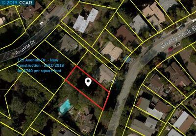 Berkeley Residential Lots & Land For Sale: 1458 Grizzly Peak Blvd.